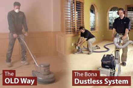 Bona Dustless System